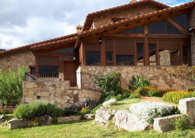 Casa Cruz del Gallo